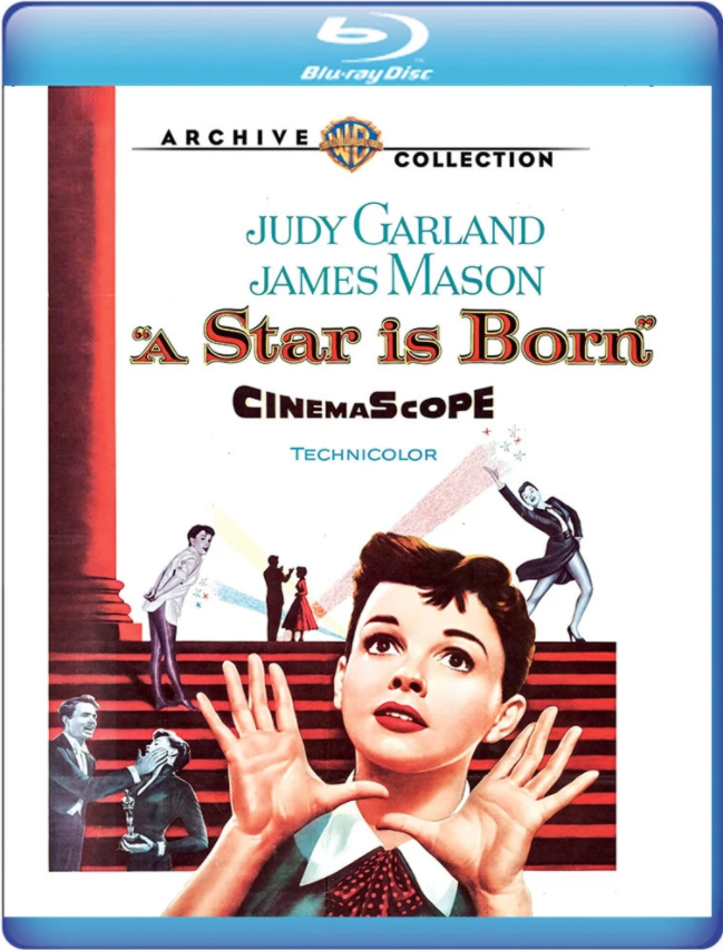 May 14, 2019 A Star Is Born on Blu-ray from the Warner Archive
