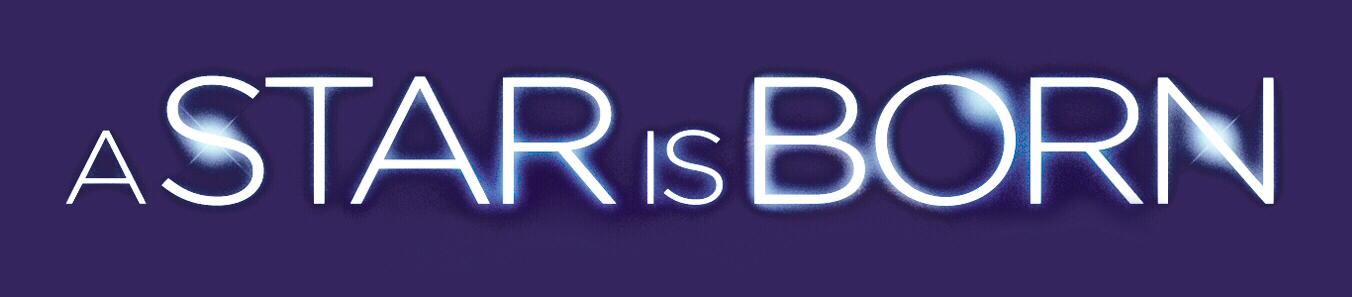 A Star Is Born Blu-ray logo
