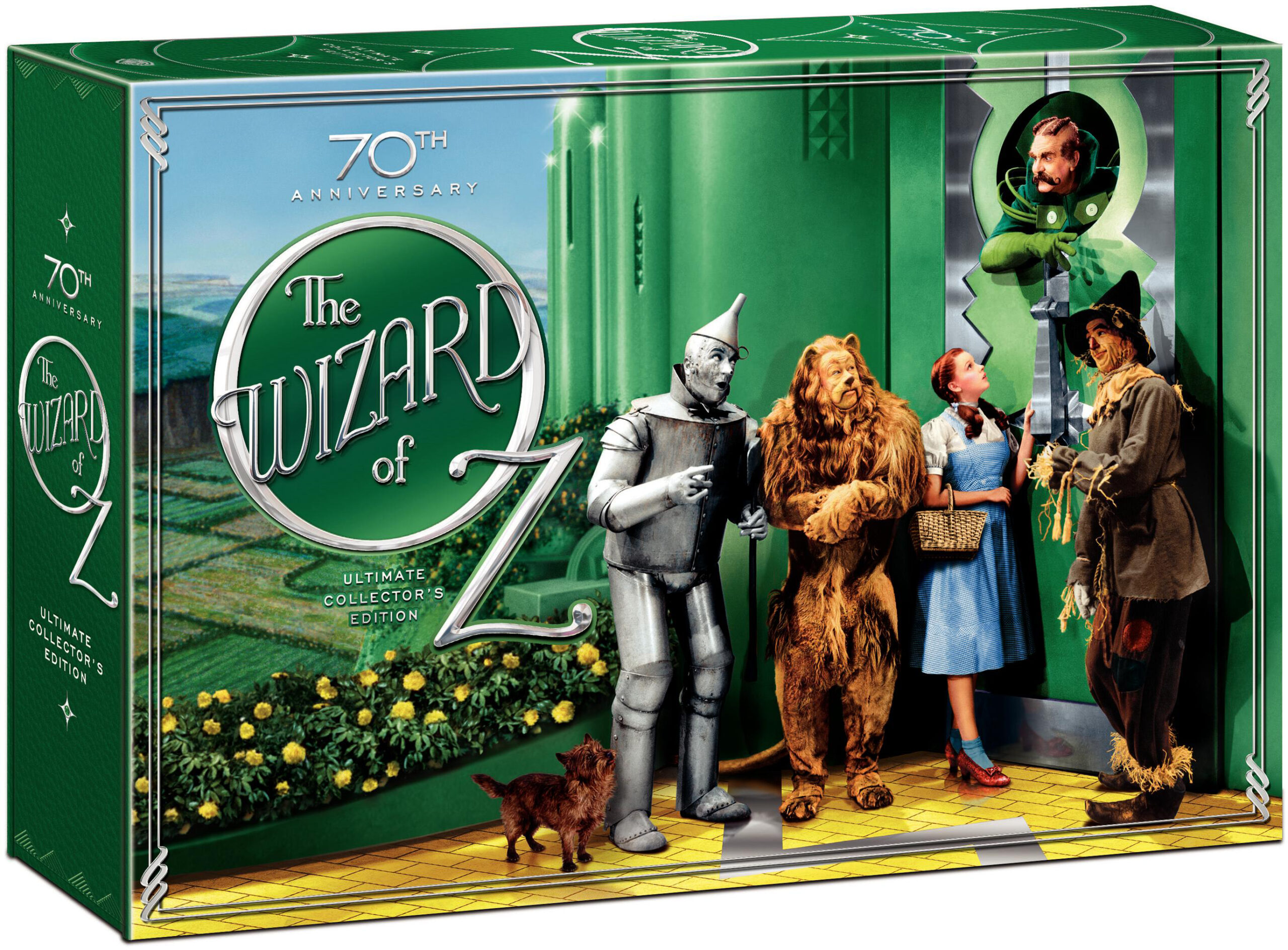 """""""The Wizard of Oz"""" 70th Anniversary Blu-ray boxed set"""