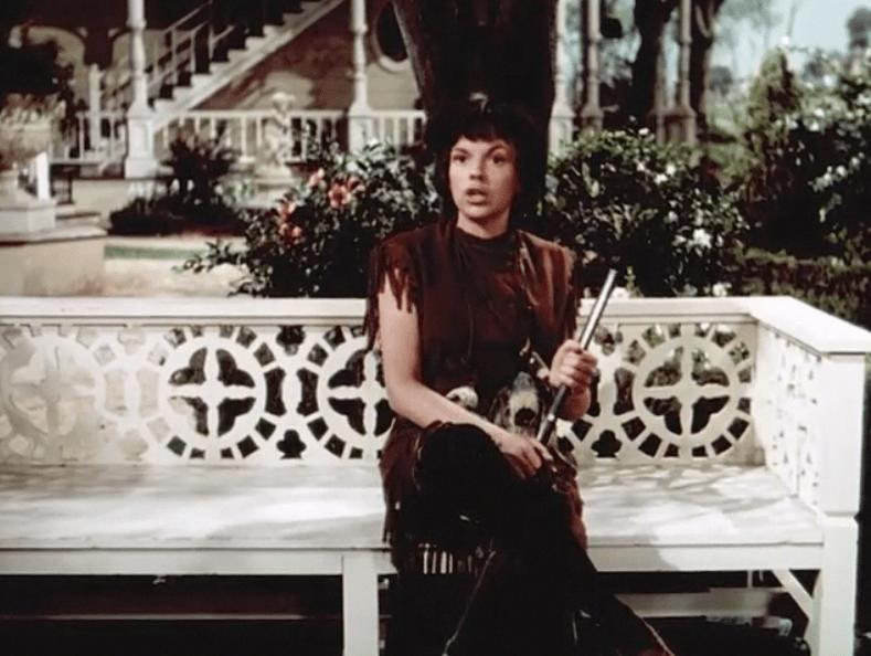 """Judy Garland in """"Annie Get Your Gun"""""""