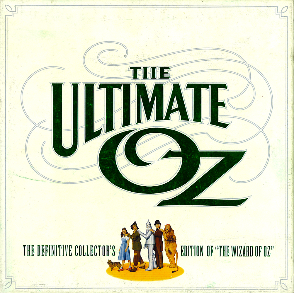 The Ultimate Oz 1993 Laserdisc Boxed Set