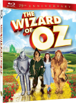 The Wizard of Oz Blu-ray single disc 75th anniversary edtion