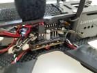 Crazyflie 2.0 as flight controller for a large build