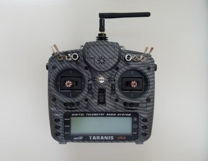 Taranis X9D Plus Special Edition Front