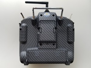 Taranis X9D Plus Special Edition Back