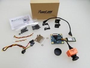 RunCam Split 2 Box Contents