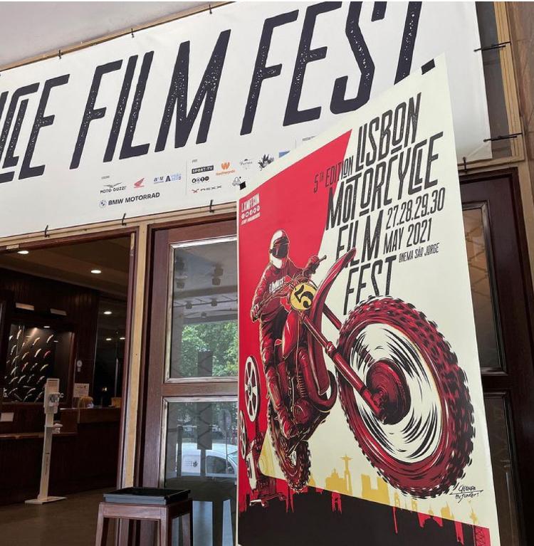 Lisbon motorcycle film fest