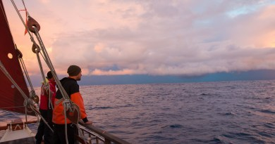 Hikianalia heading home tonight