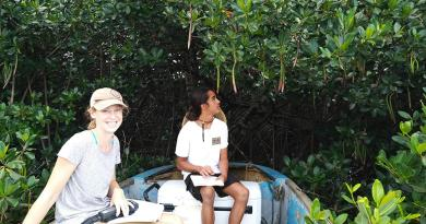 UH project cleans He'eia Fishpond