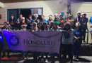 HCC group joins the Kalihi Christmas parade