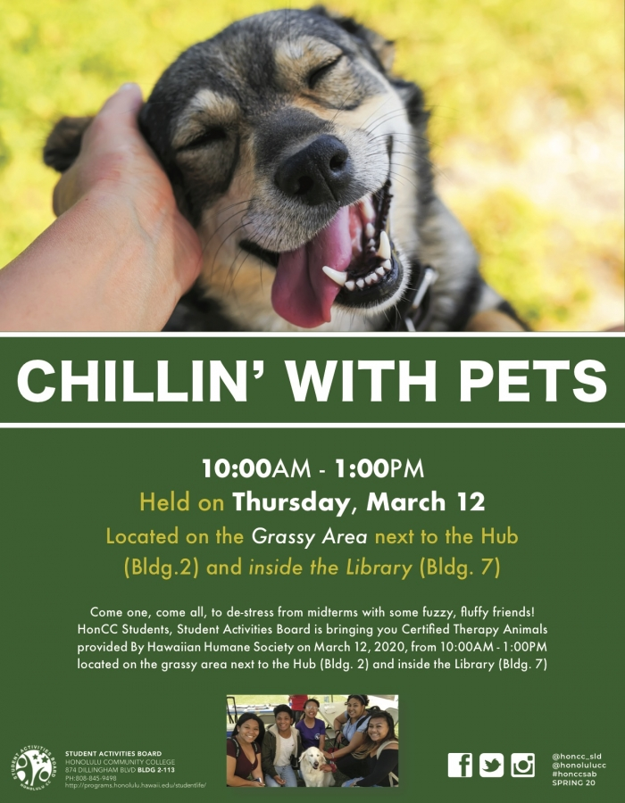 SAB_Flyer_ChillingWithPets