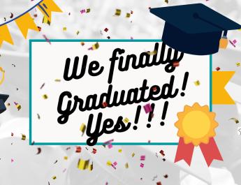 Its Graduation!