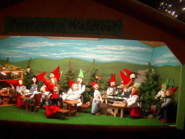 Zwergenland Weihnachtsmarkt St. Wendel/Saar, kasaan media, 2019