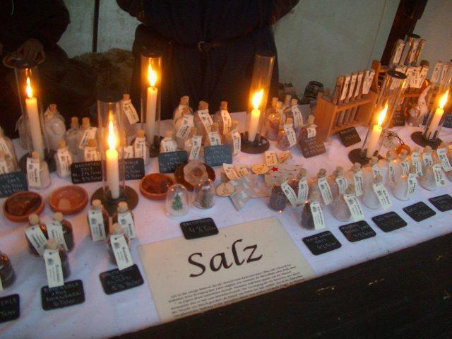 Salze Mittelaltermarkt Weihnachten, St. Wendel/ Saar, kasaan media, 2019