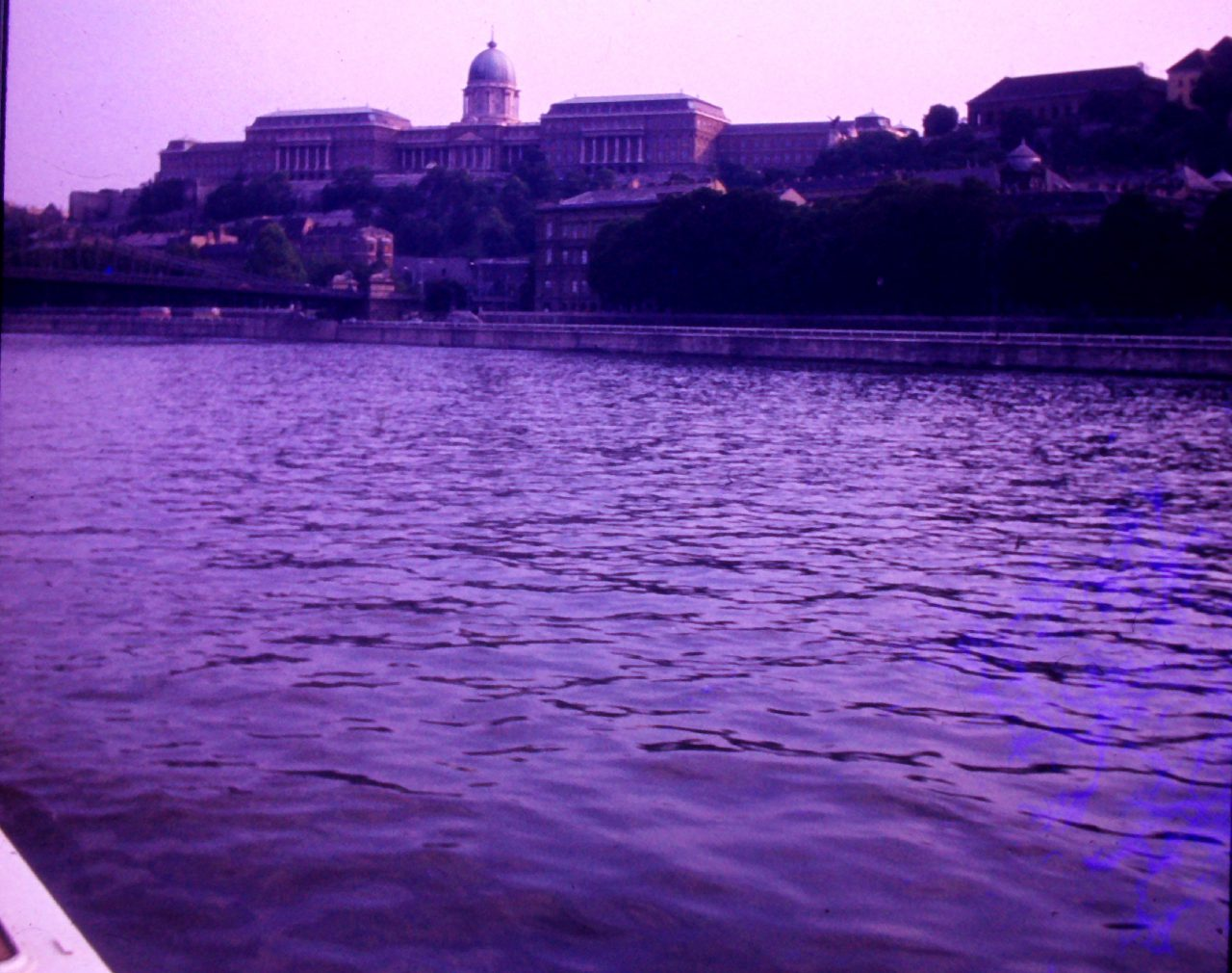 Budapest Donauschifffahrt, aus Familienbesitz, kasaan media, 2019