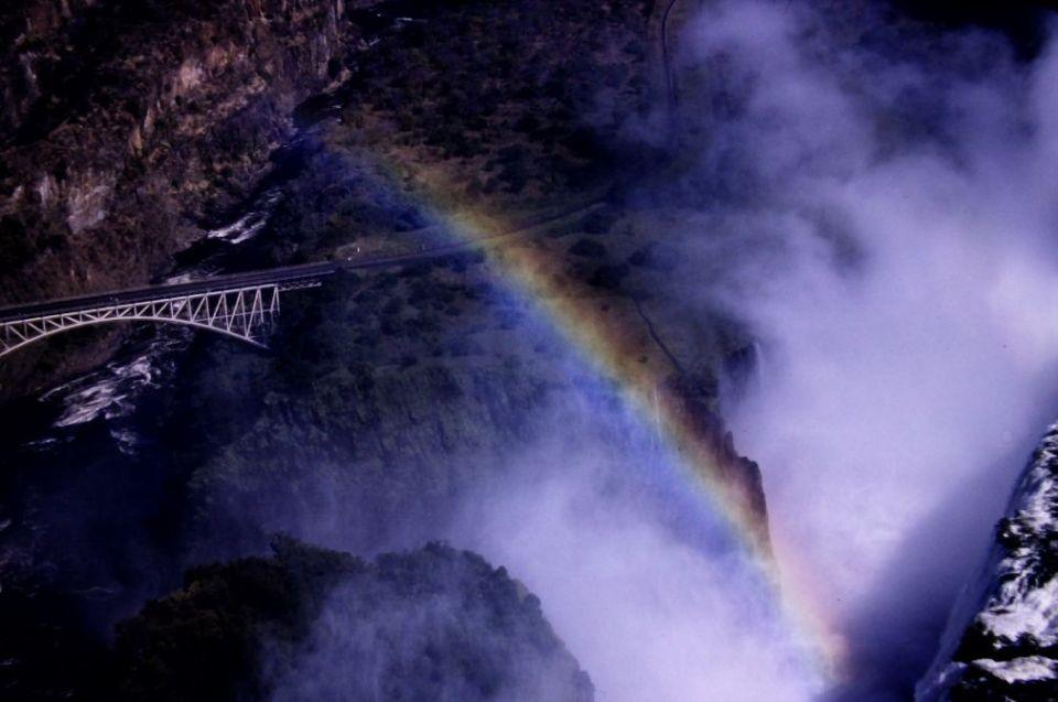 Victoria Wasserfälle, kasaan media, 2020