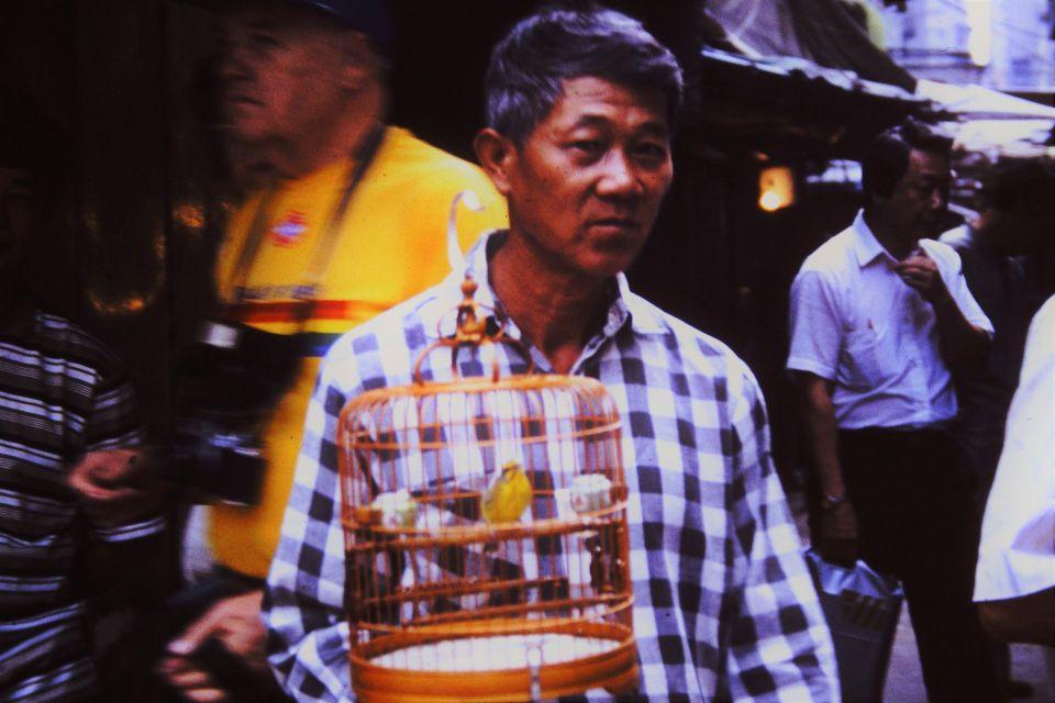 Chinesischer WanderarbeiterHK, China(rms/mcvth), 1986 kasaan media, 2017