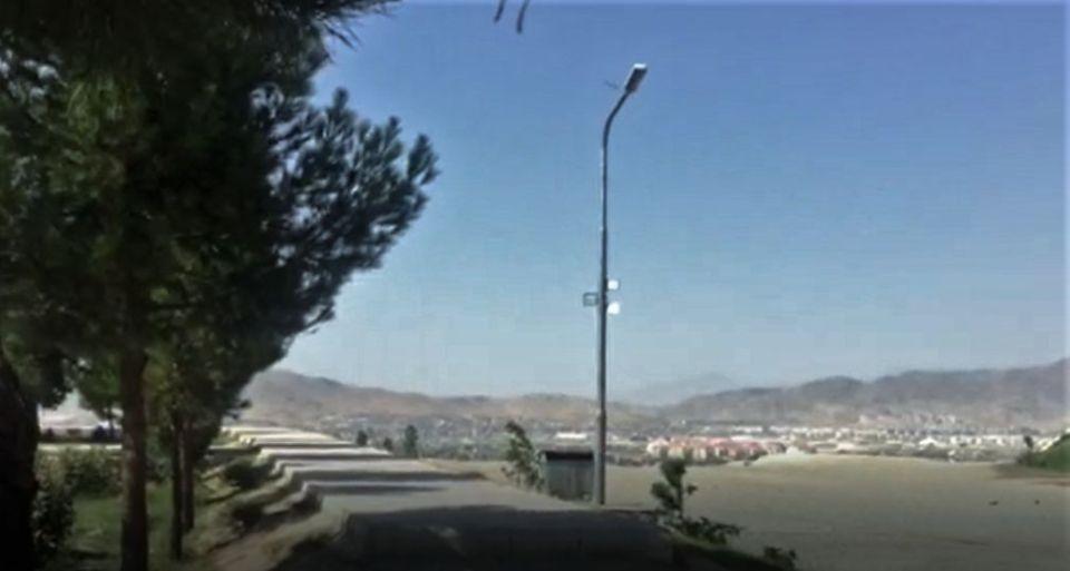 Kabul, Afghanistan, 2016