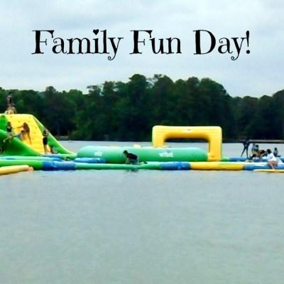 Family Fun Day at Callaway Gardens