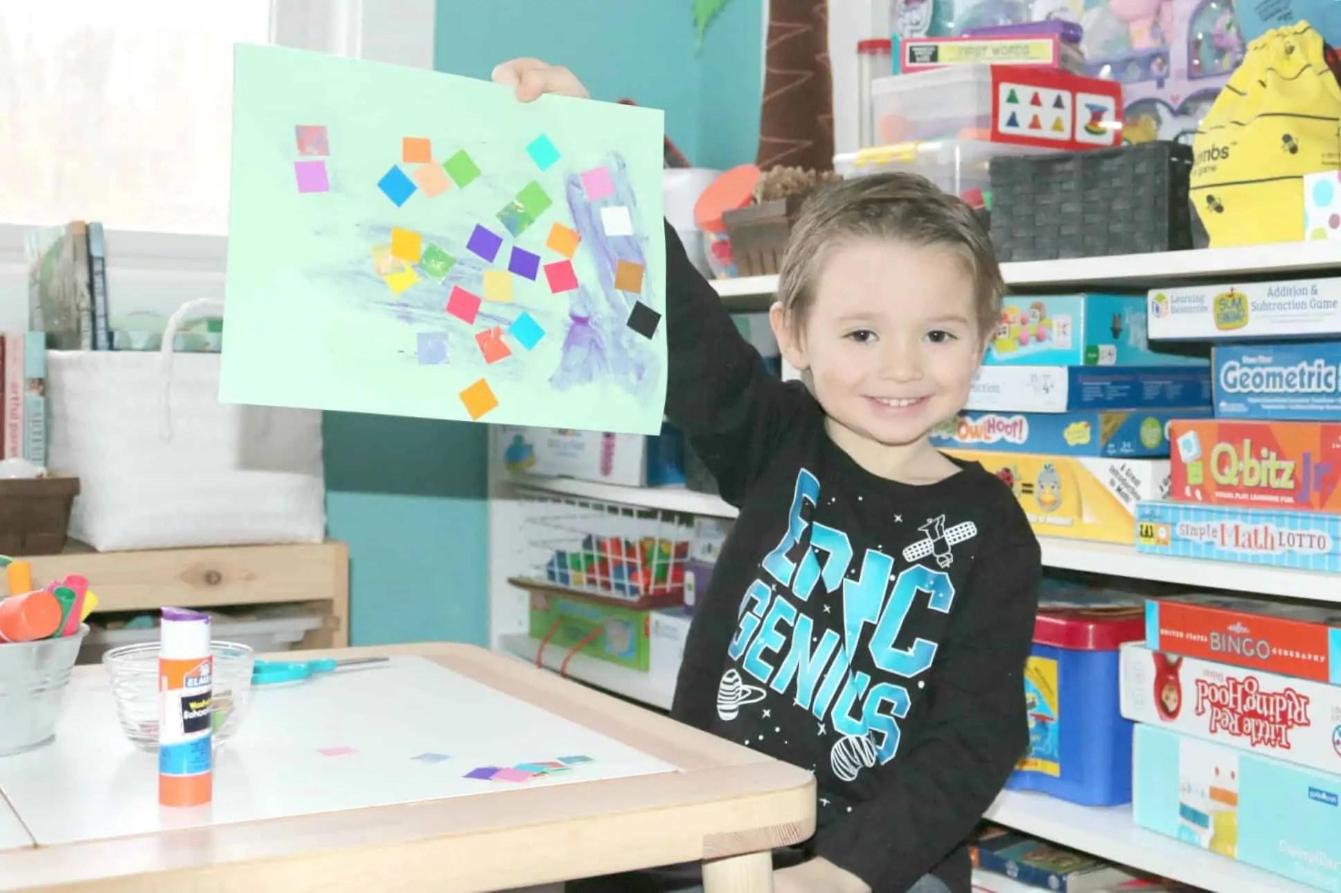 Preschool Safari Activities Migration Invitation To Create