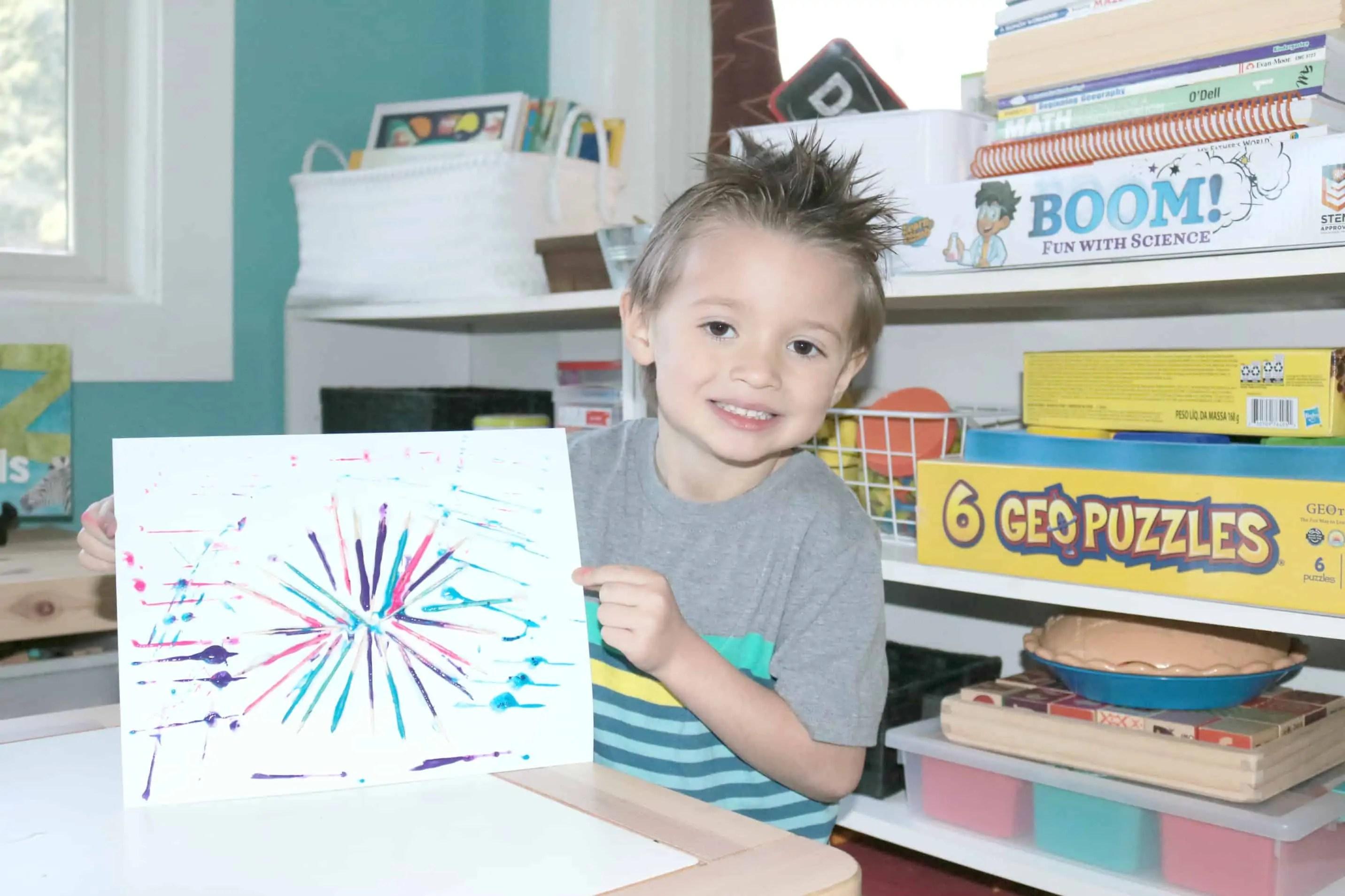 Urchin Zoo Craft 10