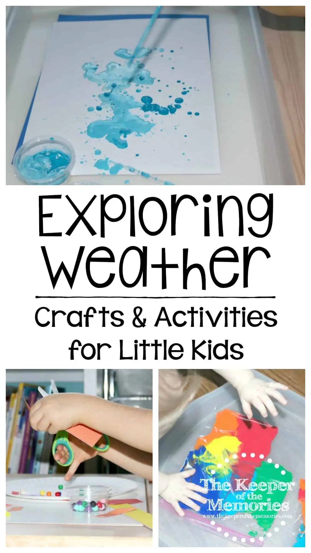 Exploring Weather For Kids