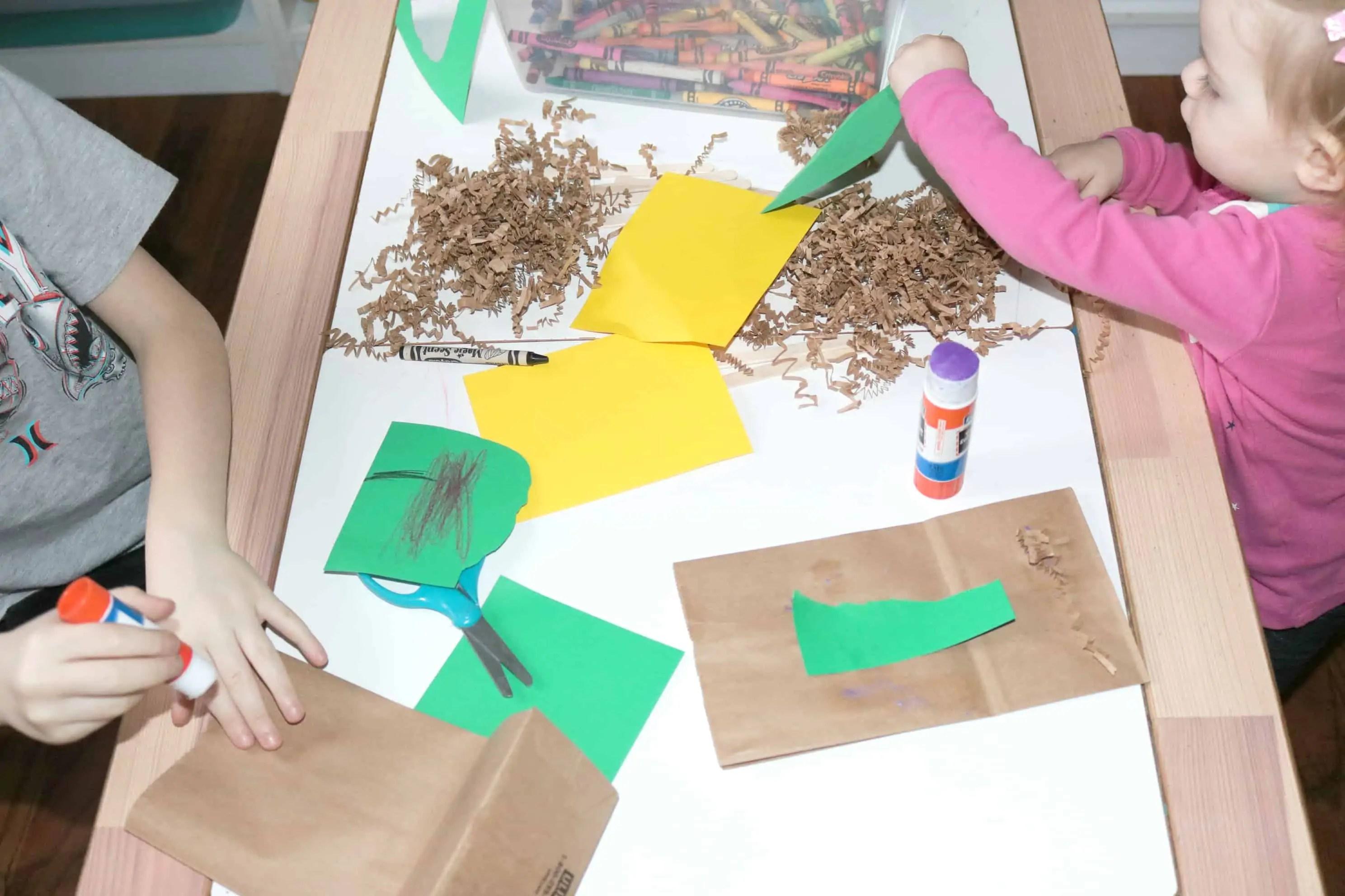 Bird Nest Craft 4