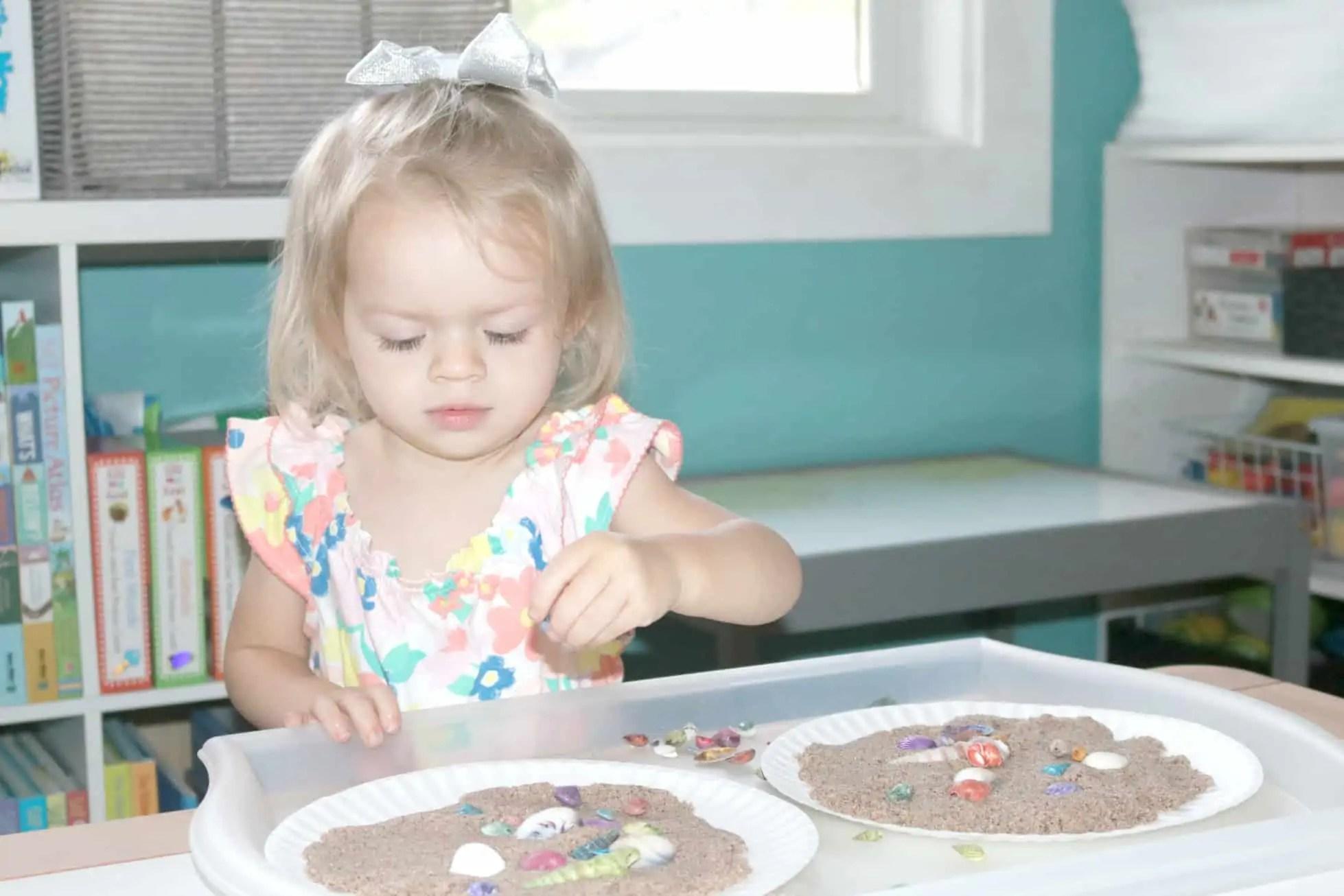Seashell Preschool Craft 13