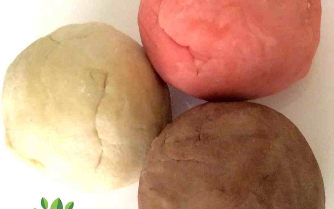 DIY Scented Play Dough