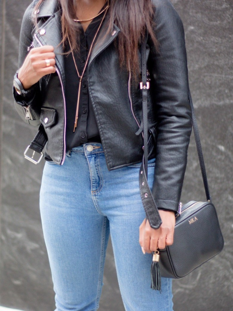 How To Find The Perfect Leather Moto Jacket