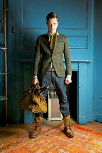 The Kentucky Gent for Superdry's Timothy Everest's Country Rebel Collection