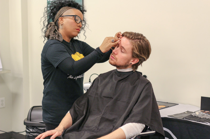 The Kentucky Gent partners with Primary Cosmetics for a Men's Make Up How To