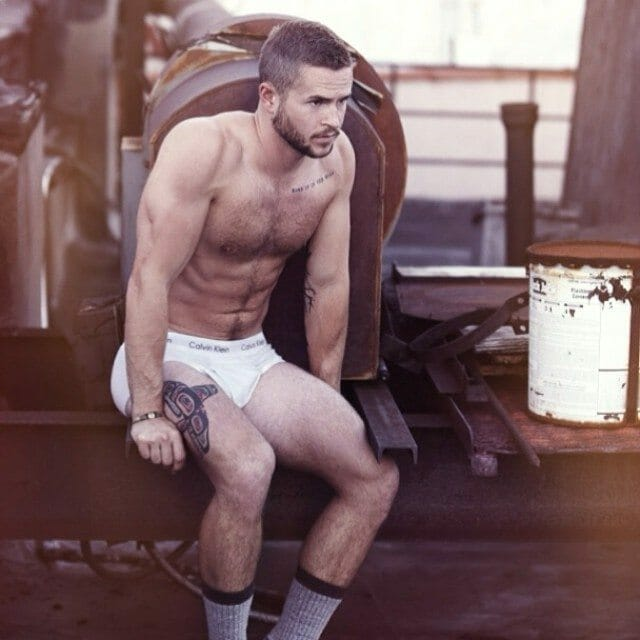 The Kentucky Gent covers Calvin Klein's #MyCalvins Campaign