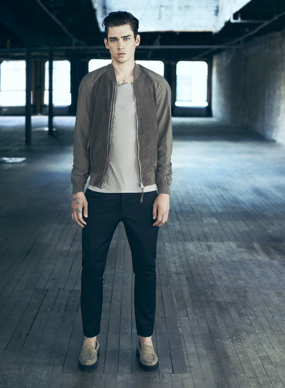 The Kentucky Gent with All Saints Spring/Summer 2014 Lookbook