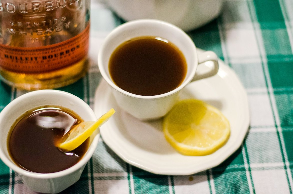 The Kentucky Gent, a Louisville, Kentucky life and style blogger, shares his recipe for a Hot Toddy.