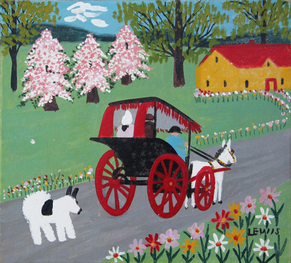 Maud Lewis Paintings For Sale