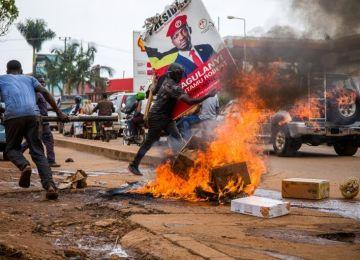 Uganda Clashes