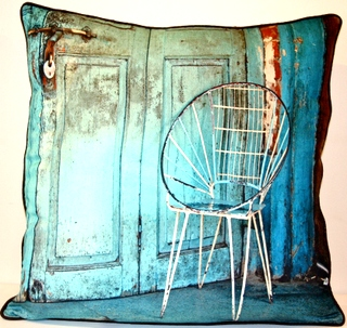 The Keybunch, retro studio chair Indian by serenity