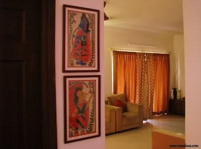 Madhubani Wall Hanging