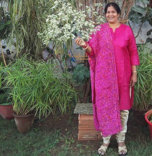 hypertufa planter, tutorial, akila, gardening project, diy