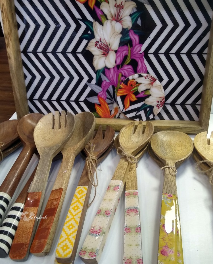hand carved wooden spoons matarial sponsored at Ambiente 19 tradefair