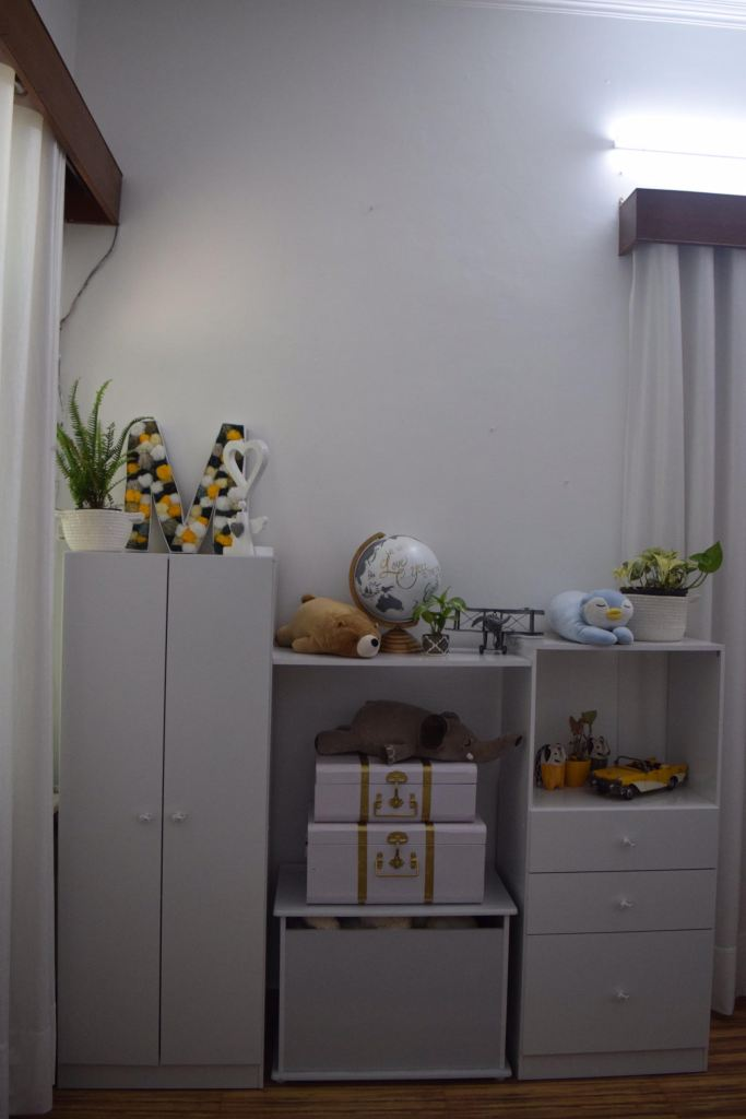 Home decor Tour by Ankita and Sitanshu's in Lucknow - Baby M's nursery room