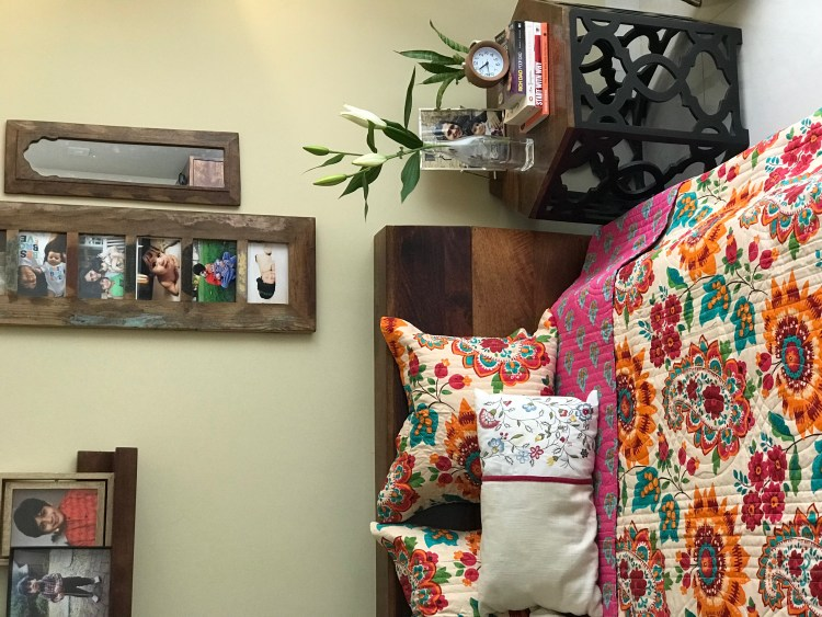 How to decorate master bedroom | Indian home tour | Neha's Bengaluru Home