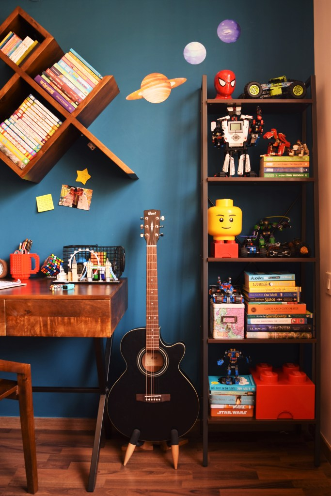 Boy's room decor | Indian home tour | Neha's Bengaluru Home