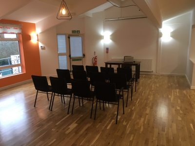 Function Room Business Meeting Layout