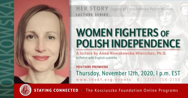 Women Fighters of Polish Independence