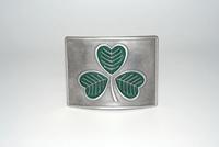 Irish Kilt Buckles