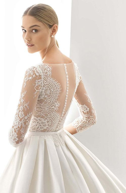 Long Sleeve Vegan Friendly Wedding Dresses At Nordstrom The Kind