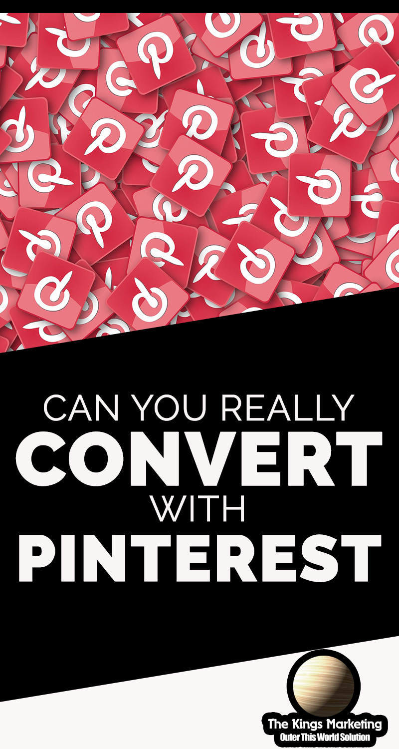 Can You Really Convert With Pinterest?