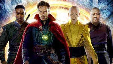 Dr. Strange Gospel Movie Supernatural Translocation Time Miracles HolySpirit SpiritualGifts